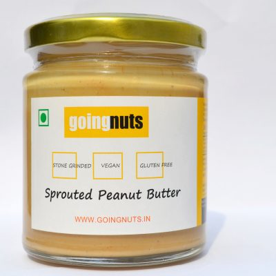 spruted peanut butter